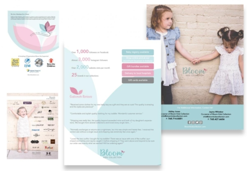 Bloom Kids Collection Media Kit